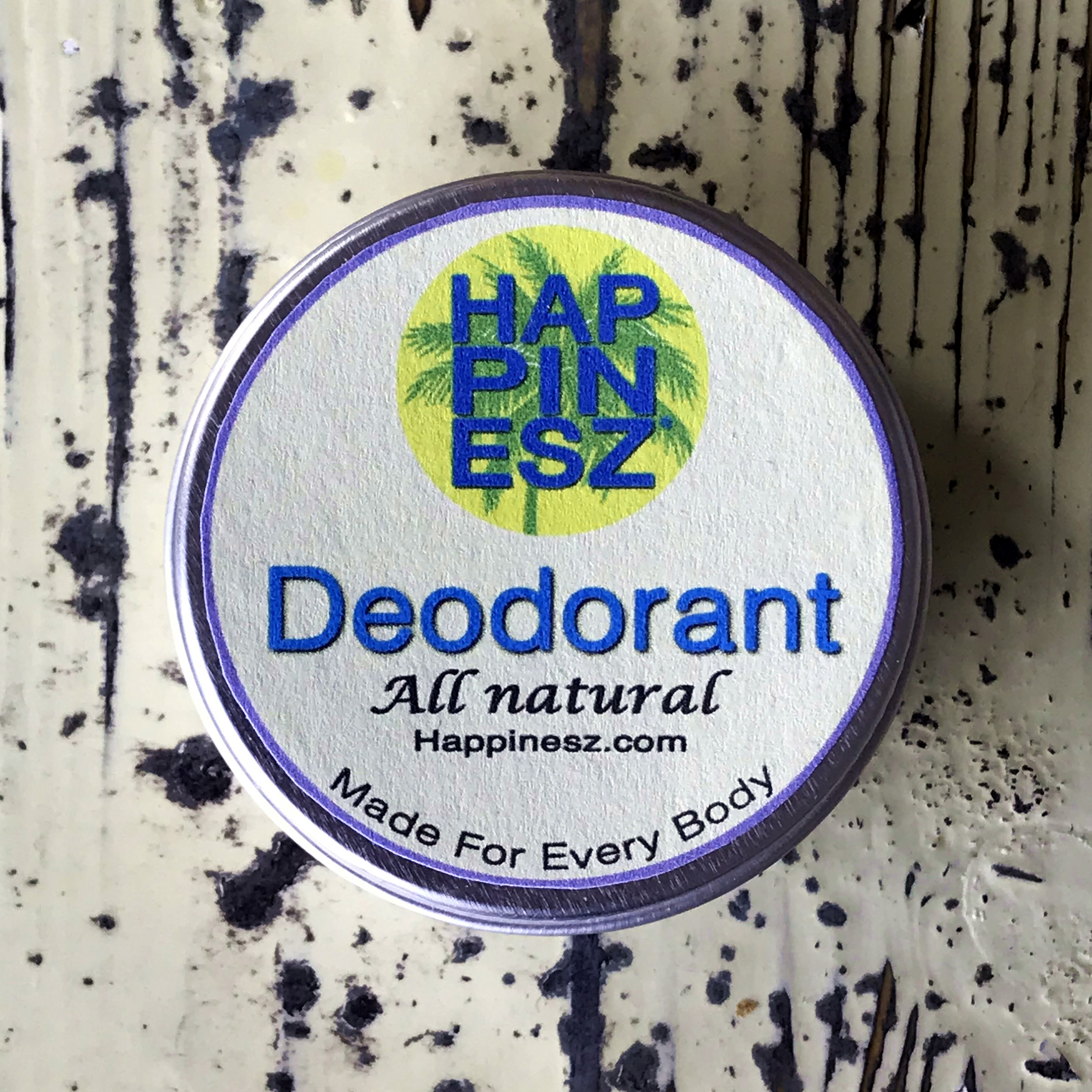 Happinesz All Natural Deodorant