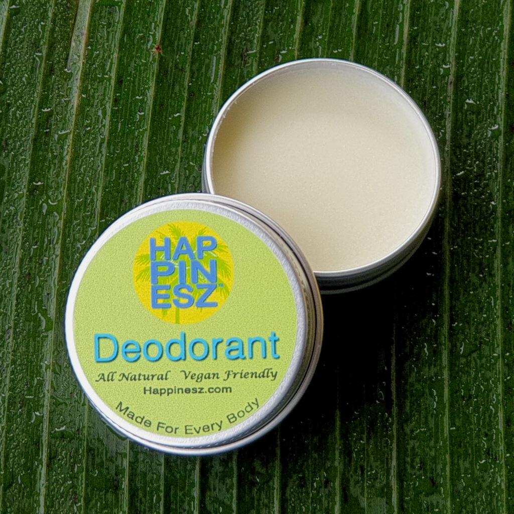 Vegan Deodorant Happinesz