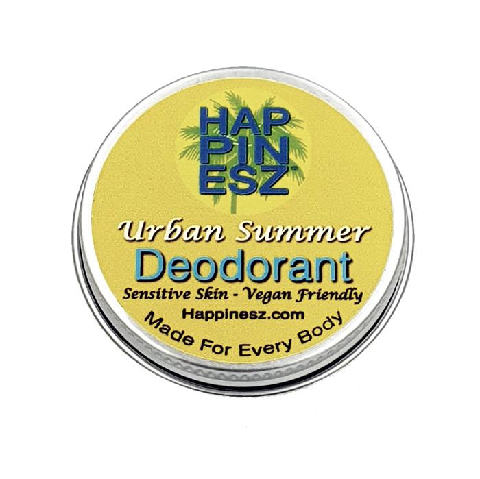 Urban Summer Zinc oxide deodorant